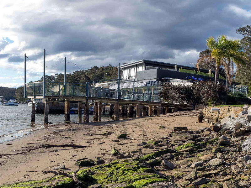 local attractions near depot beach, 'On the Pier' Restaurant, Batemans Bay