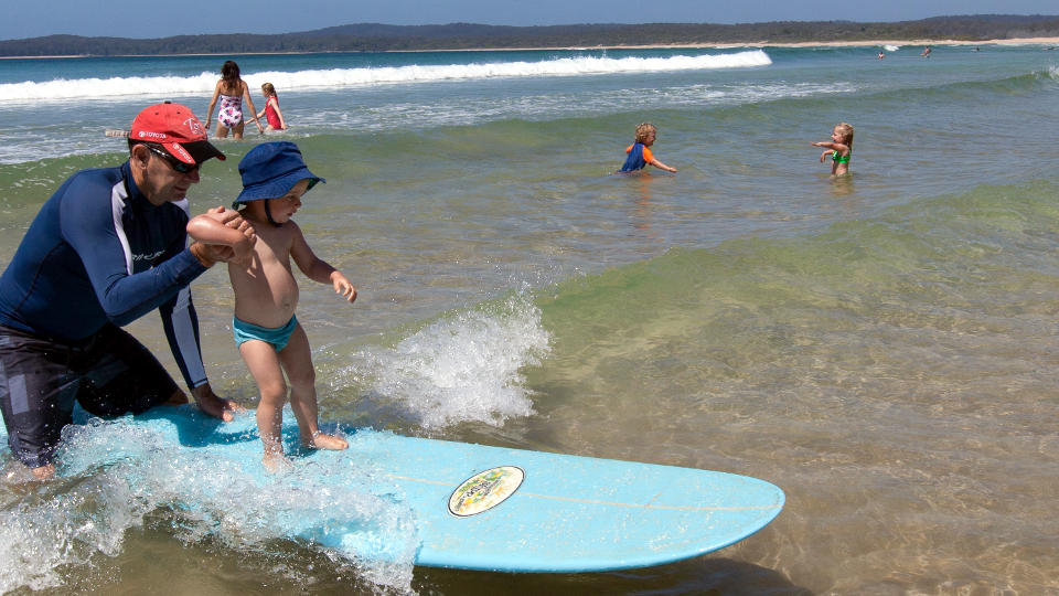 depot beach holiday accommodation water-sports