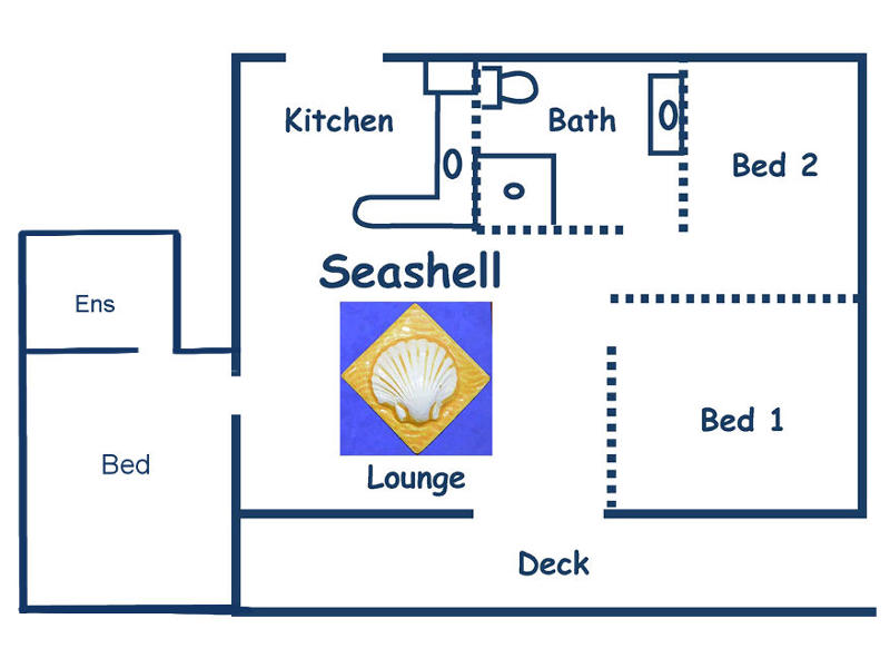 seashell-cottage Floor Plan
